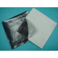 China Smooth Surface HDPE Geomembrane Liner , Waterproof Heated Non Woven Geotextile 400GSM on sale