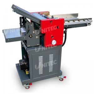 China 950W Electric Paper Folder Machine HB 382SA 28000Sheets / h on sale