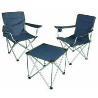 Portable Camping Combo(Beach Chair with Table) Manufactures