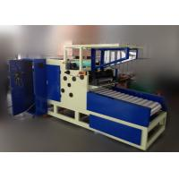 China New Design Aluminium Foil Making Machine Precision Slitter Producing Pneumatic Driven Type on sale
