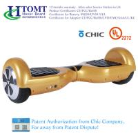 Intelligent Hoverboard Smart Balance Wheel Self Balancing Electric Scooter with Chic License Manufactures