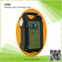 12V&24V 36000mAh multifunctional car emergency jump starter power Manufactures