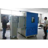 Electronic Paint Spray Environmental Test Chamber Rapid-rate Thermal Cycle Chamber Manufactures