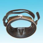 Fishing mask singal glass diving mask professional fishermen mask Manufactures