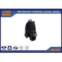 Quality 15KW Wastewater Submersible Pump for civil water plant with high head 42m for sale