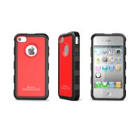 Popular 4s 4g Apple iPhone 4 Protective Covers , Plastic Material Made Manufactures