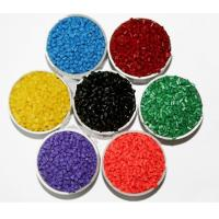 China Plastic Color Master Batch Masterbatchs for Films Pipes Injection and Sheet on sale