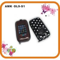 Dynamic MP3 / MP4 Powerful Portable Speakers AMK-0L9-S1  Manufactures