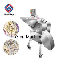 China Fruit Cube Vegetable Processing Equiment Potato Onion Cassava Dicing Machine on sale