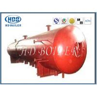 Power Station Boiler Drum In Thermal Power Plant Carbon / Stainless Steel Manufactures