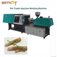 Injection Molded Pet Treat Machine SS Material Pet Food Processing Equipment Manufactures