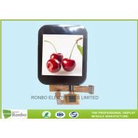 China Square Smart Watch Touch Screen Lcd Panel 1.54'' IPS 240x240 300cd/m² Brightness on sale