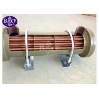 Marine Engines  Stainless Steel Finned Tube Heat Exchangers Hydraulic Cooling Manufactures