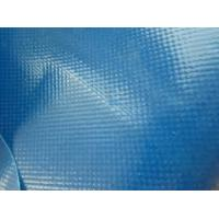 Custom Blue Polypropylene Fabric 0.4mm For Waterproof Shade Cloth Fabric Manufactures