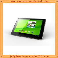 China RK3066 and HD Retina IPS screen dual core tablet pc 7 with dual cameras/Wifi on sale