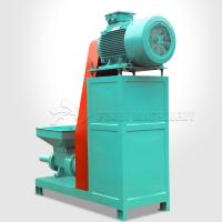 China Industry Sawdust Briquette Machine Coal Briquette Making Machine 200 Kg/H on sale