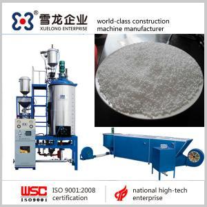 eps expander equipment, eps foam ball making machine Manufactures