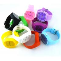 silicone waterproof watch for chirstmas Manufactures