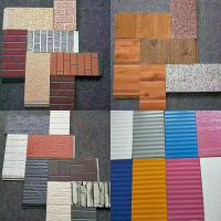 Fire Resistant Heat Insulation Metal Wall Panels Environmental Protection Manufactures