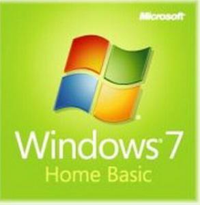 OEM Windows Product Key Sticker for Windows 7 Home Basic