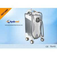 Vertical Pigment Treatment E-light IPL Hair Removal Machine with 2 Handpieces
