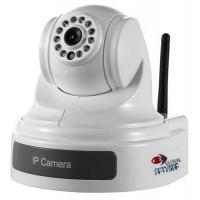 Pan/tilt 3G IP Camera with Multi-level User Access and G.711 Audio Compression LJ01B2-S Manufactures