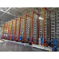 Automated AS / RS Material Handling System With Stacker Crane Heavy Duty Manufactures