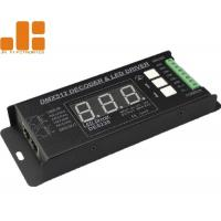 RGB+CCT Dimmer Switch For Led Strip Lights / Remote Dimmer Switch 3 Years Warranty Manufactures