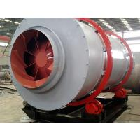 Stainless Steel Rotary Drum Sand Dryer, Three-Cylinder Drying Machine Manufactures