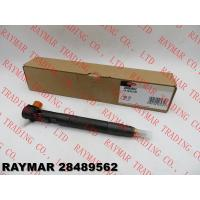DELPHI Common rail injector 28264952, 28489562 for GM, CHEVROLET Captiva 2.0D 25183185, 25195088 Manufactures