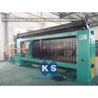 CE Hexagonal Wire Netting Machine For Hexagonal Gabion Box Making 2.0 - 4.0mm Manufactures