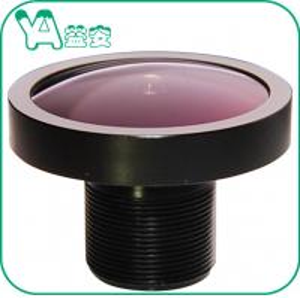 Day And Night IR Series Megapixel Cctv Lens, Aerial Fisheye Camera Lens