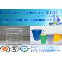China CAS 84-69-5 Diisobutyl Phthalate DIBP Transparent Oily Liquid No Visible Impurity on sale