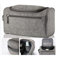 China Waterproof Promotional Toiletry Bag Multifunctional For Personal Travel on sale