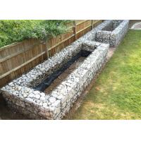 Landscape Wire Cages Rock Retaining Walls Corrosion Resistance Free Sample Manufactures