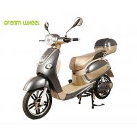 China Cruiser Elite Pedal Assisted Electric Scooter For Adults 25-35km/H on sale