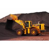 Durable Easy Operation And Maintenance LW1200K Wheel Loader , Earthmoving Machinery Manufactures