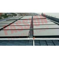 Modern Design High Pressure Flat Plate Solar Collector For Hotel Solar Water Heater Manufactures