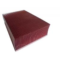 Customized Skiving Copper Pipe Heat Sink CNC Turning For Computer Mainboard Manufactures