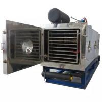 China SS Pharmaceutical Vacuum Freeze Dryer Machine For 60 L Drying Capacity on sale