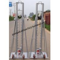 Best quality Hydraulic cable drum jack,Hydraulic lifting jacks for cable drums Manufactures