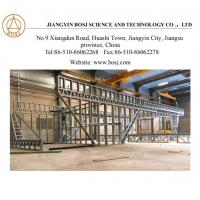 Fast Assembly Prefab Light Steel Structure Villa House Roll Former Machine Manufactures