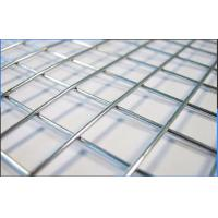 Powder Coated Welded Wire Mesh , Hot Dipped Galvanised Weld Mesh Rolls Manufactures