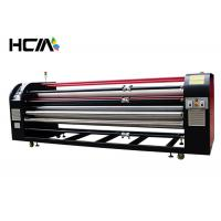 Roll Fabric Heat Transfer Printing Equipment 120 - 150 M / H 12 Month Warranty Manufactures