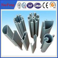 Aluminium extrusion customized produce by drawing from customer Manufactures