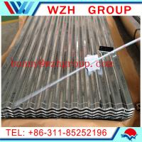 China 0.13-0.5mm 10 feet hot dipped galvanized steel sheet as the roofing sheet on sale