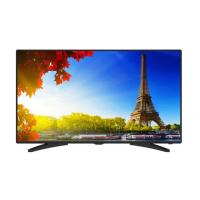 China High Resolution 43 inch Smart  4K HD LCD TV  Black / Red / Silver / Grey / White Color on sale