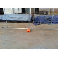 Portable Barriers Fencing Secure Temporary Fencing For Building Sites Manufactures