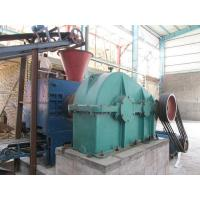Quality High quality iron fines pressing machine iron oxide briquette making machine factory price for sale