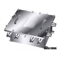 China IP65 Stainless Steel Explosion Proof  Network Video Server Junction Box on sale